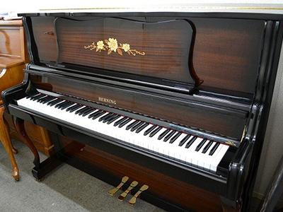 ベーニング中古ピアノ AU1S アップライトピアノリフレッシュ済