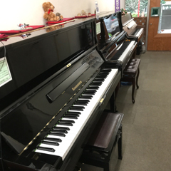 中古ピアノ販売