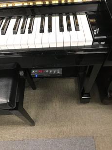 ピアノ消音ユニット(アップライト用)GENIO Classic α